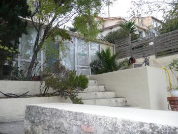 Vente appartement t2 terrasse marseille 7eme roucas blanc for T2 marseille terrasse