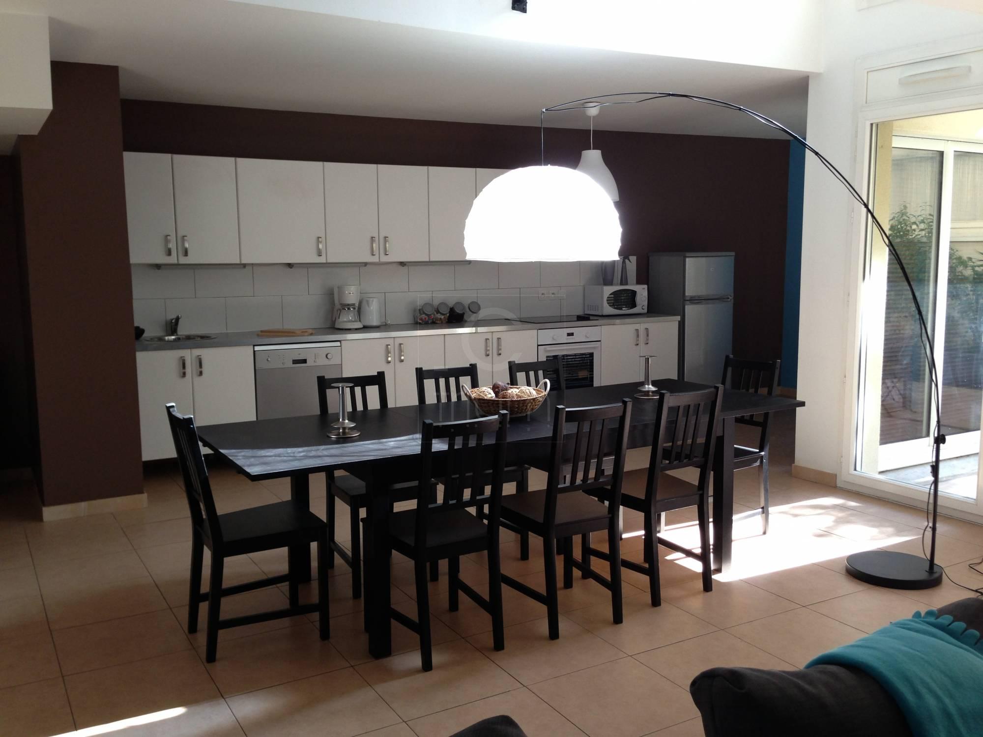 Wonderful Location Appartement T4 Marseille 7eme Bompard Meublé Terrasse Et Garage