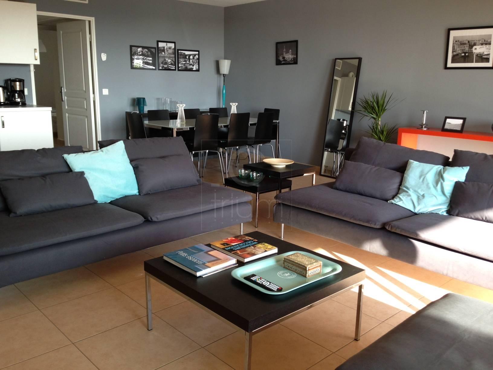 location appartement t4 f4 marseille 7eme bompard terrasse garage meubl agence immobili re. Black Bedroom Furniture Sets. Home Design Ideas