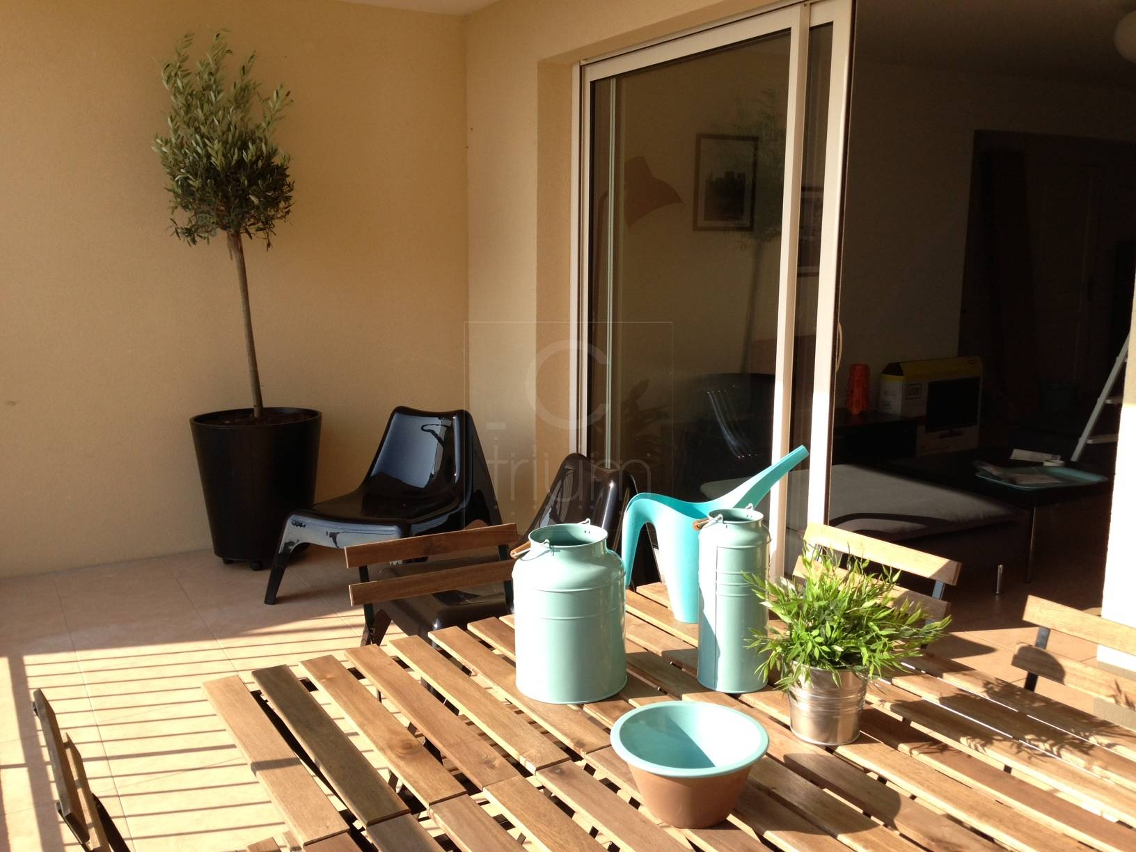 Location appartement t4 f4 marseille 7eme bompard terrasse for Location garage marseille 7eme