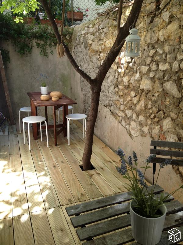 Location appartement t3 f3 marseille 13007 duplex agence for Appartement terrasse 13007
