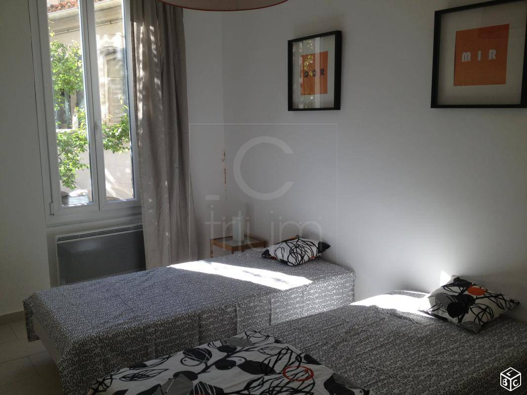 Location appartement t3 f3 marseille 13007 duplex agence for Location garage marseille 7eme