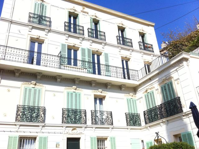 Location appartement t3 f3 marseille 7eme endoume - Location appartement avec jardin marseille ...