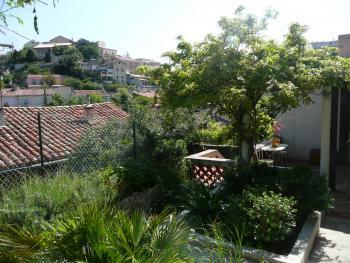 Vente rez de jardin T3 F3 Marseille 07 Roucas blanc jardin ...