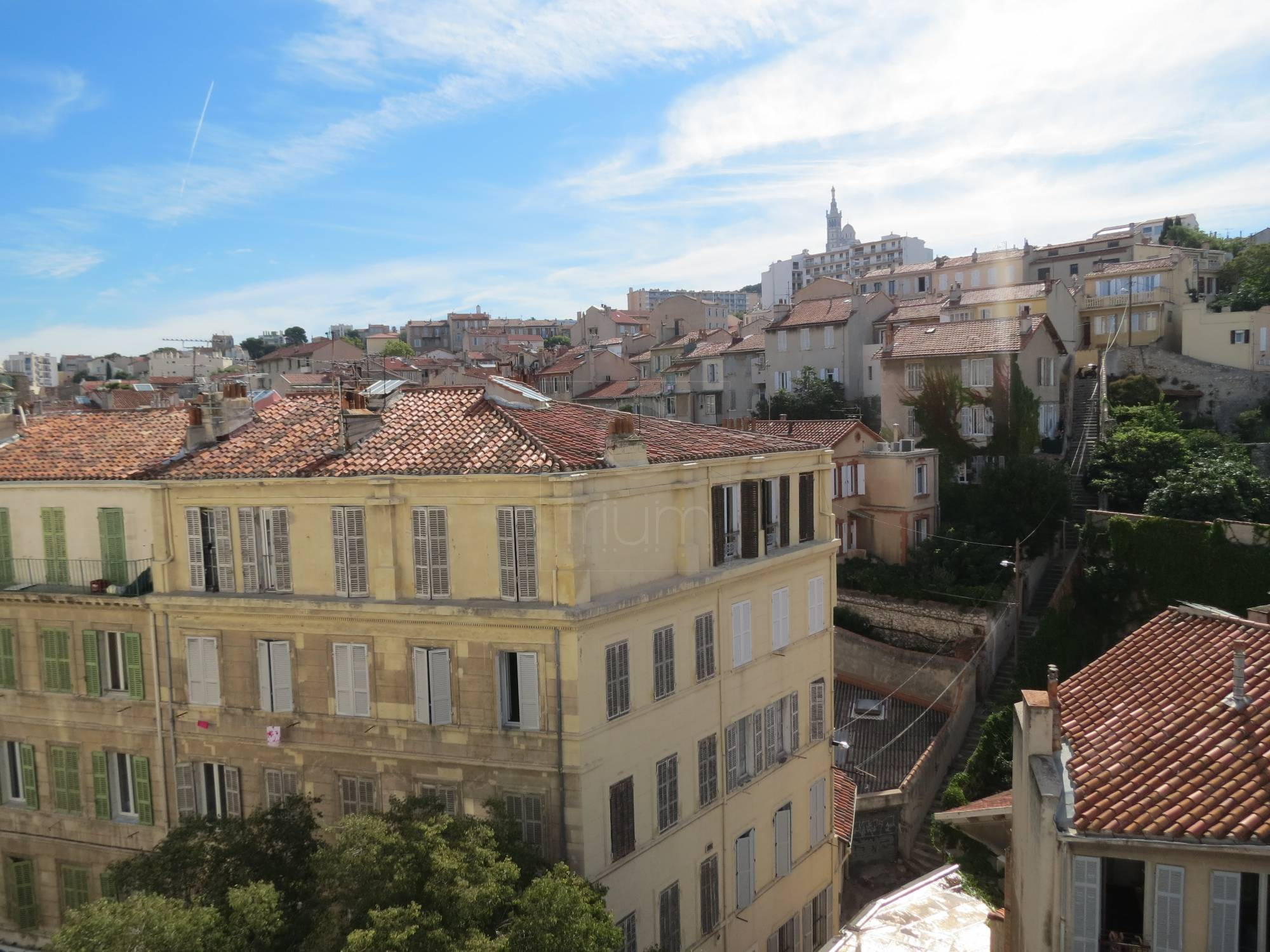 Vente appartement t2 f2 marseille endoume vue d gag e et for T2 marseille