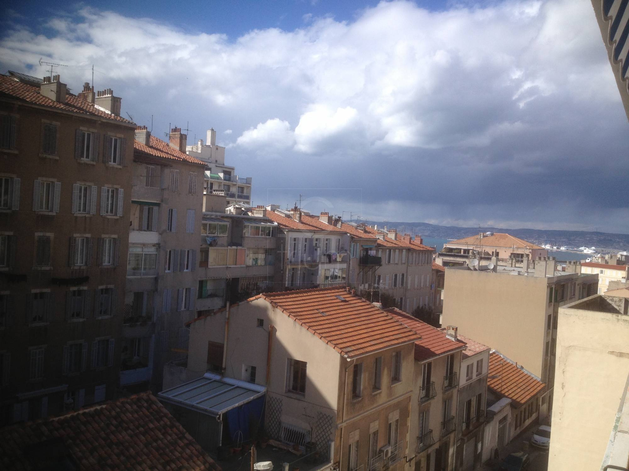 Vente appartement t3 4 f3 4 marseille 7eme endoume agence for T3 marseille vente