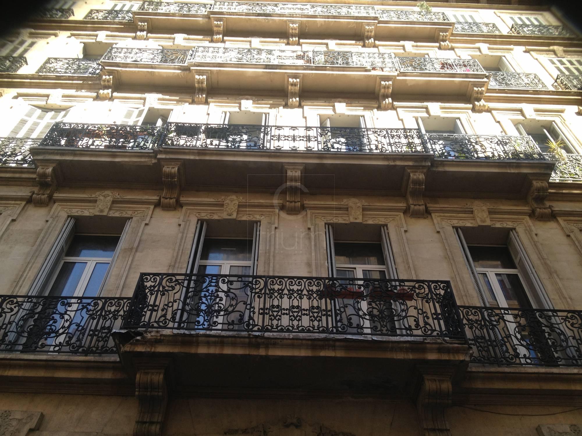 Vente appartement t5 f5 marseille 13006 palais de justice for Appartement atypique 13006
