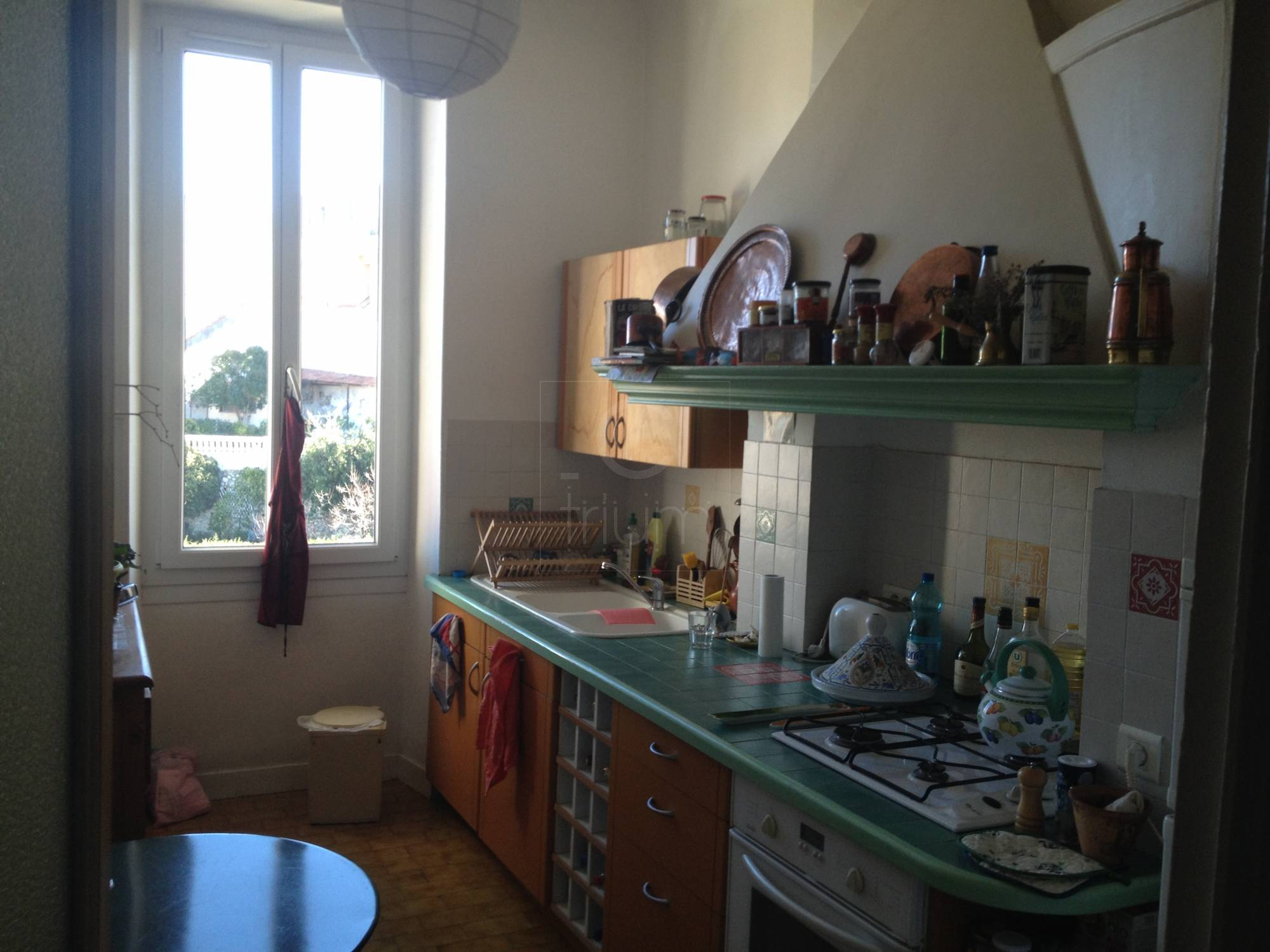Vente appartement t2 f2 marseille 7eme endoume dernier for T2 marseille