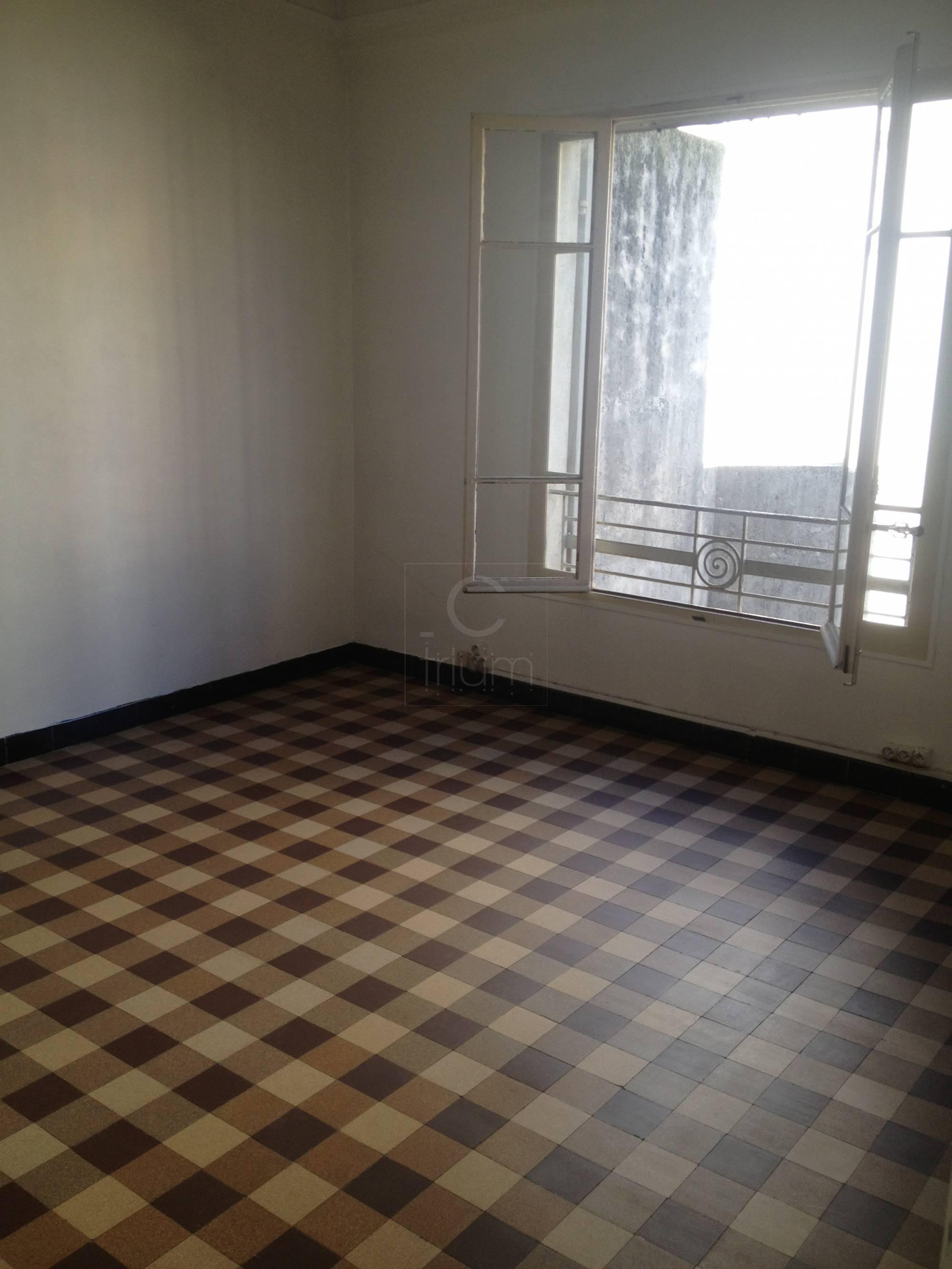 Vente appartement t1 f1 marseille 7eme endoume agence for Deco appartement t1
