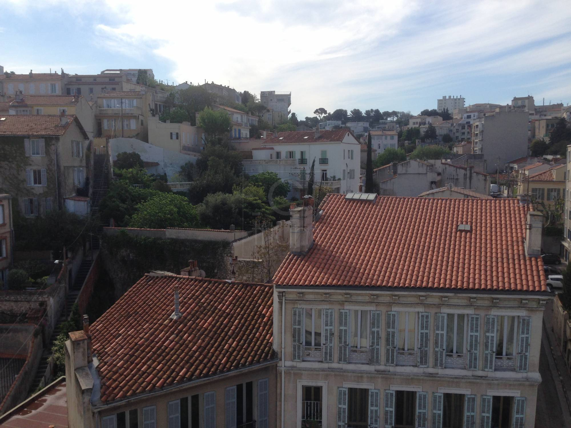 Vente appartement t2 f2 marseille 7eme saint lambert for T2 marseille
