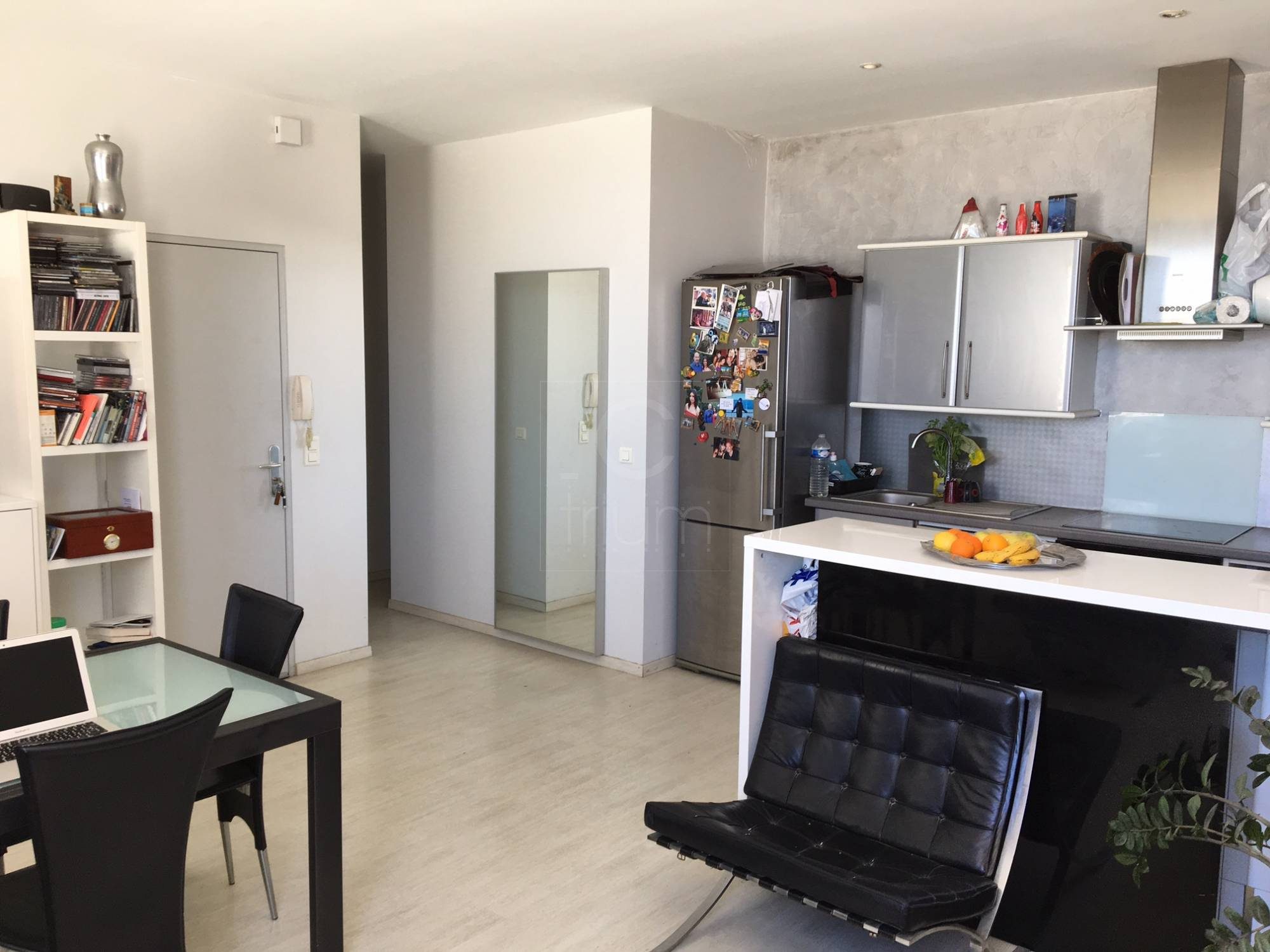 vente appartement t3 f3 marseille catalans vue mer agence immobili re marseille 7 me. Black Bedroom Furniture Sets. Home Design Ideas
