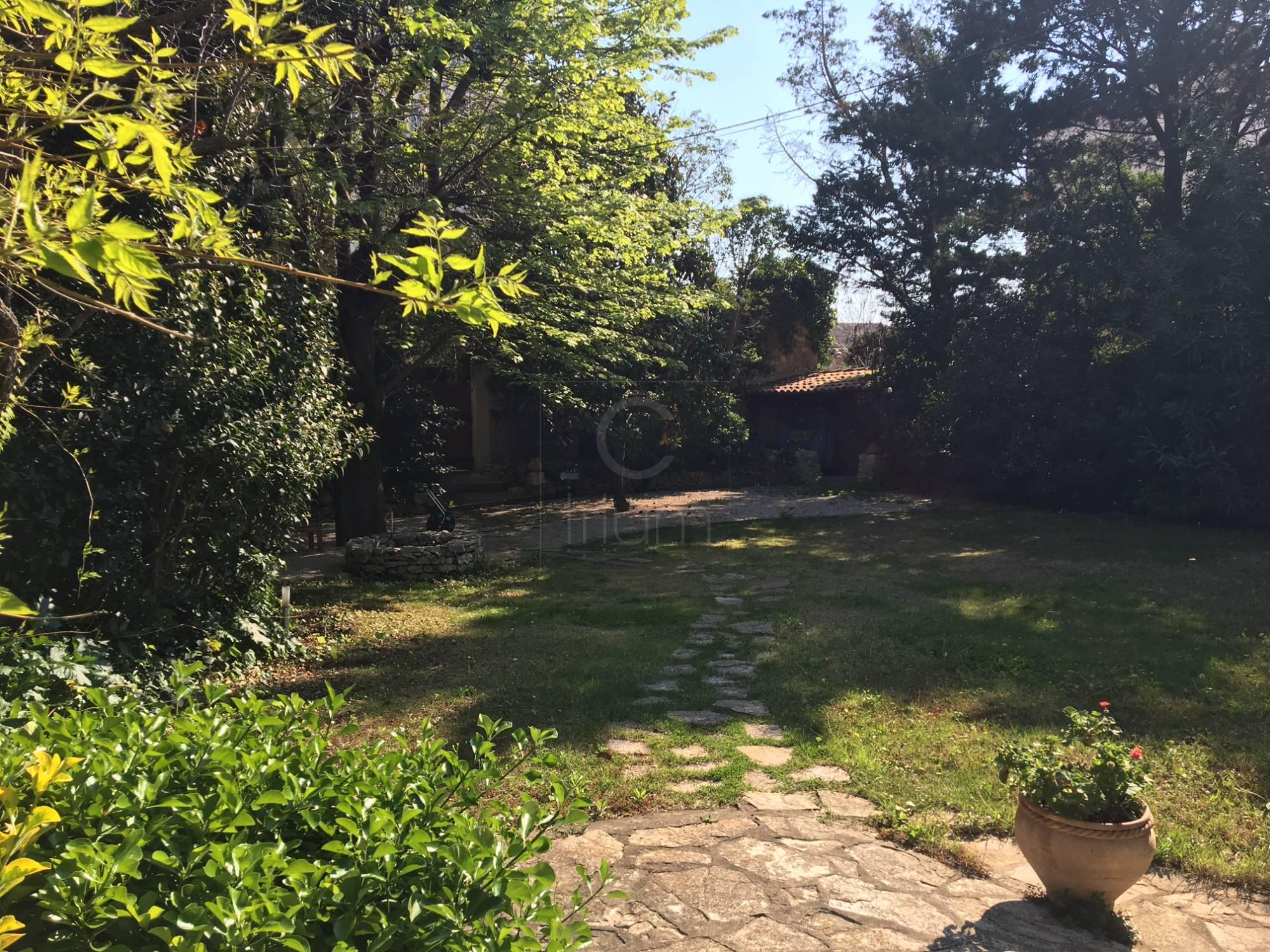 Vente maison marseille 7e jardin terrasse parking t5 f5 - Terrasse vue jardin marseille saint etienne ...