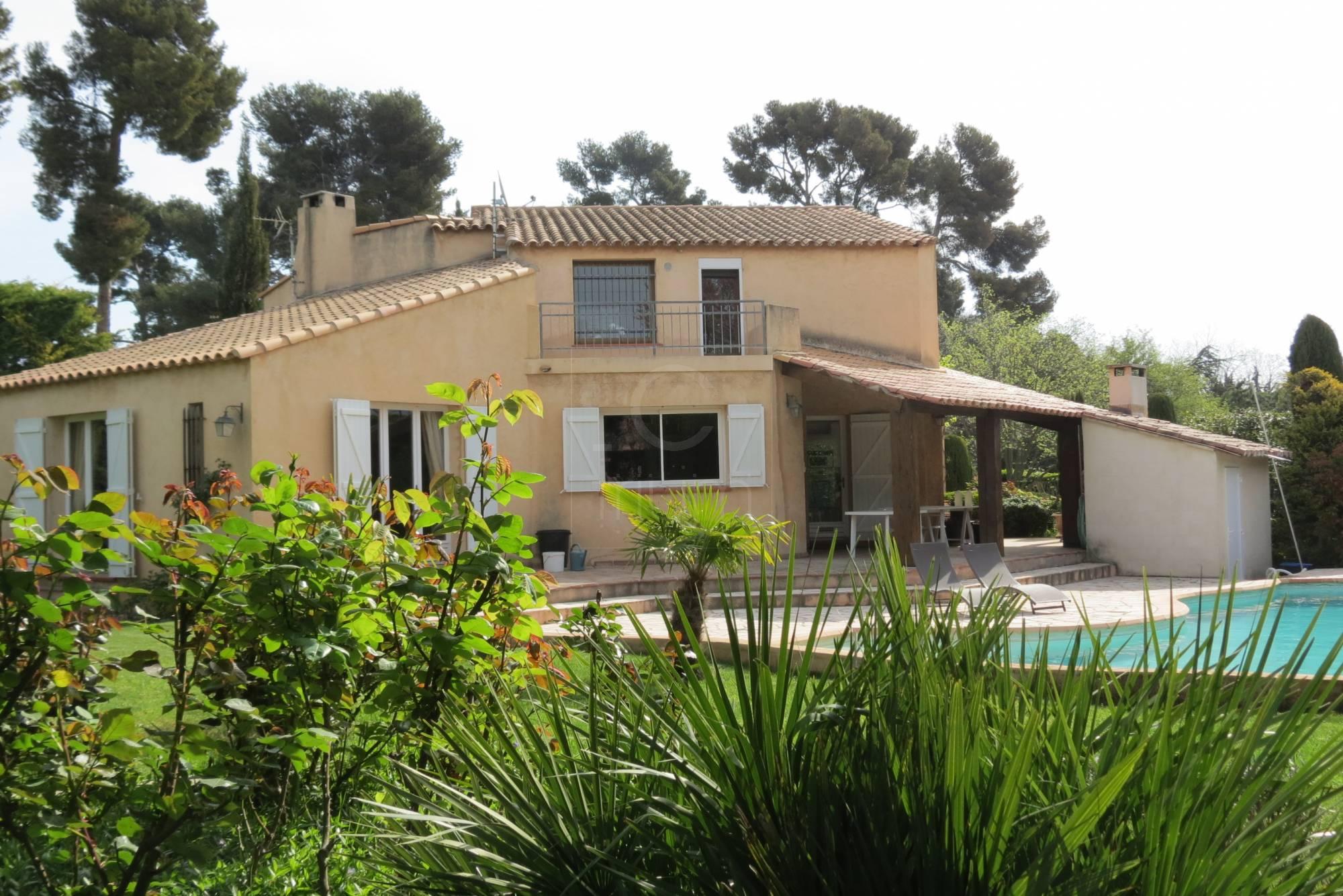 Vente villa t6 f6 marseille 12eme saint julien piscine - Piscine st giniez marseille ...