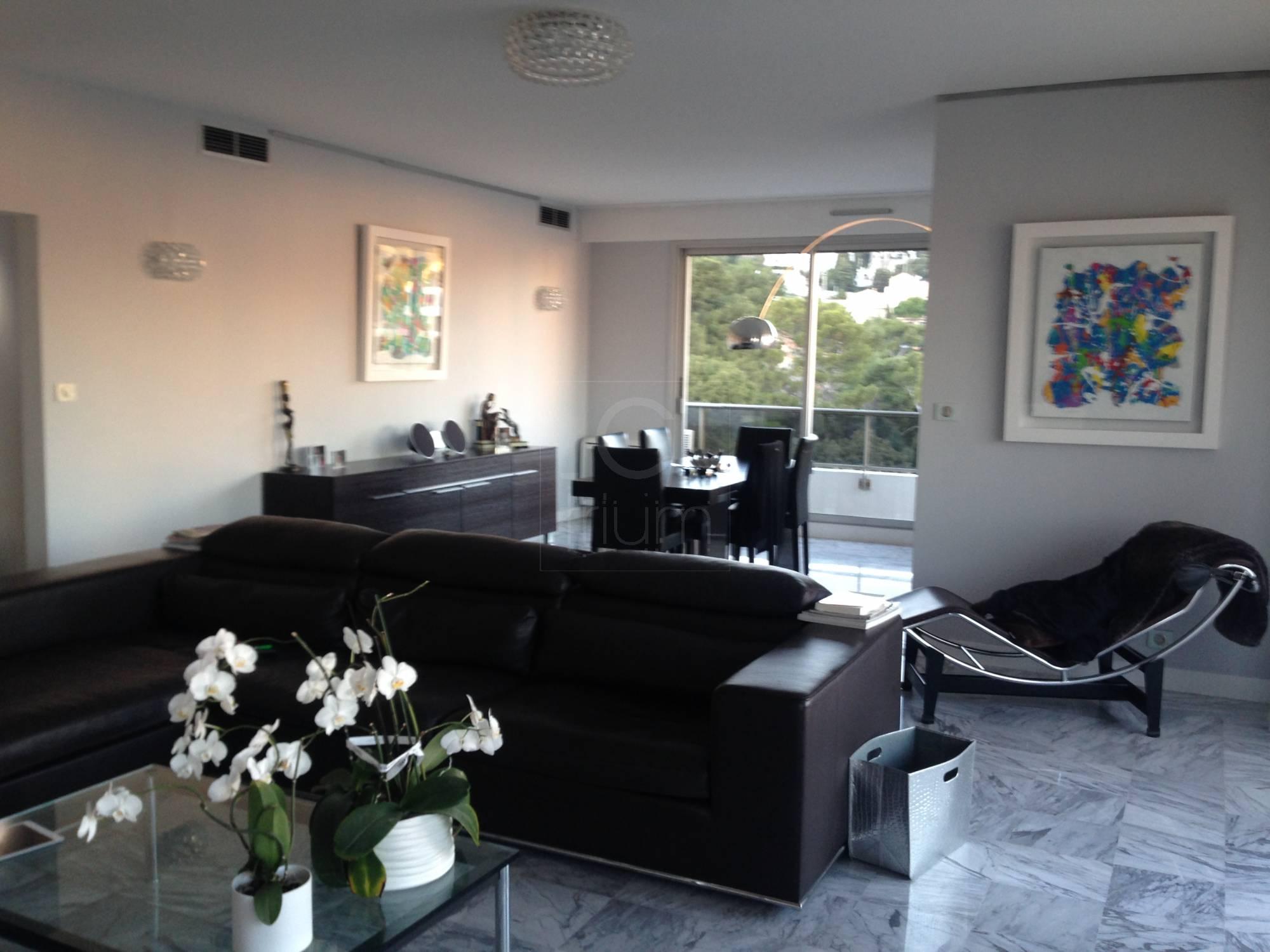 Vente appartement t4 f4 marseille 8eme cadenelle vue mer for Agence immobiliere vente appartement