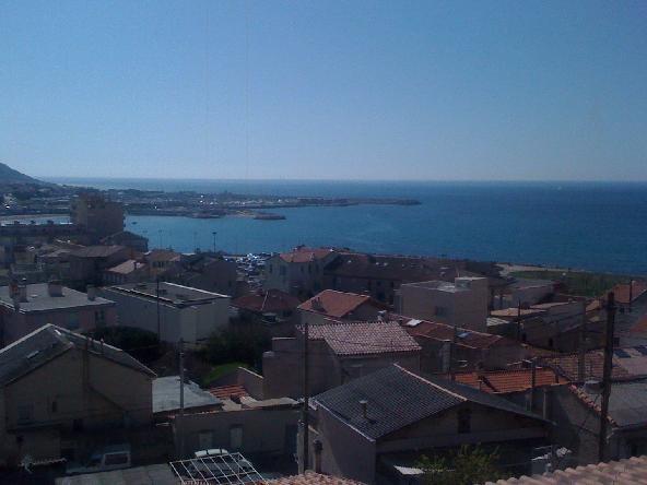 Vente Villa contemporaine Marseille 8eme moderne vue féérique mer