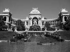 Immobilier Marseille - Parc et Palais Longchamp Marseille