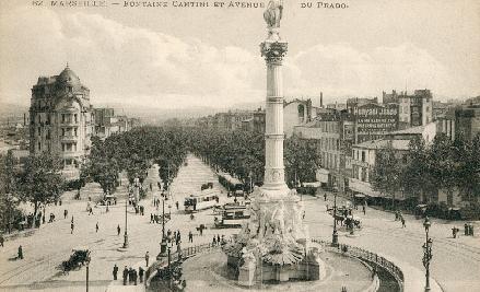 Agence immobiliere à Marseille - Place Castellane Marseille