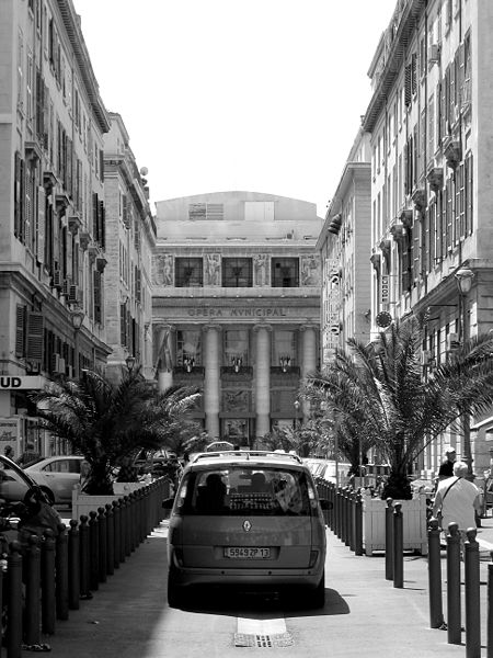L' Opéra de Marseille