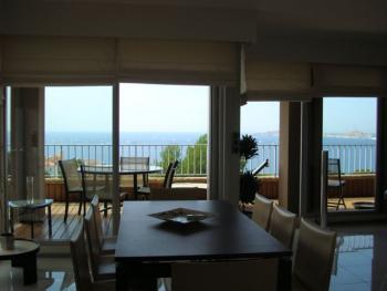 Agence immobiliere Marseille c-trium - Appartement T4 vue Mer Marseille 7eme