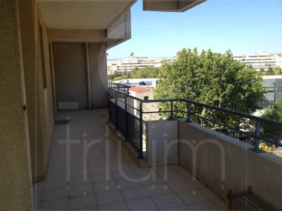 Location Appartement T2 Marseille 8eme Prado Rouet Terrasse et garage