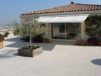 Achat appartement avec toit terrasse penthouse for Appartement toit terrasse
