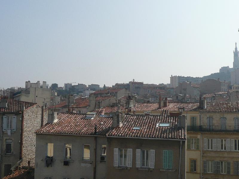 Vente appartement avec toit terrasse penthouse for Location garage marseille 7eme