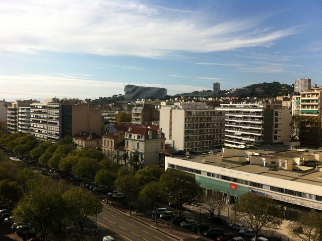 Achat appartement toit terrasse pour marseille pharo for Marseille achat