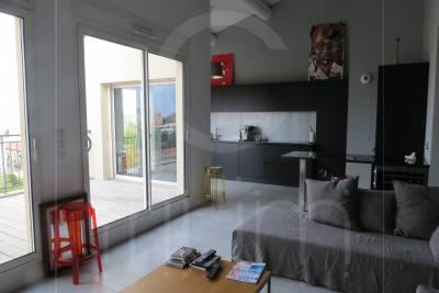 Vente Appartement T5 Marseille 7eme Bompard Terrasse et vue mer