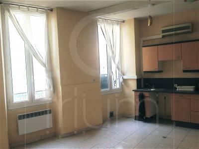 Vente Appartement T2 MARSEILLE 7eme Endoume St Lambert