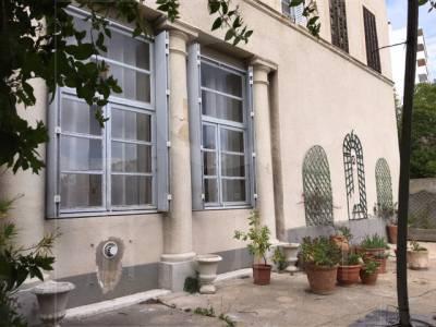 Vente rez de jardin T4 Marseille 7eme Haut de perier Jardin terrasse