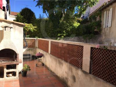 Vente Appartement T3 Marseille 6eme Vauban terrasse et garage