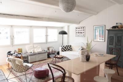 Vente Appartement T4 Marseille 7eme Rue Sainte Dernier étage terrasse et parking