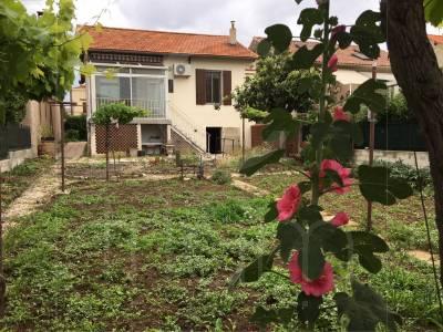 Vente Maison T3 Marseille 11eme La Pomme Beau Jardin