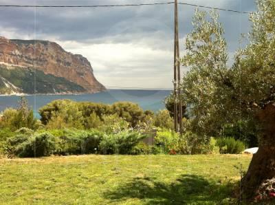 Vente Maison contemporaine  Cassis  La Presqu'ile avec vue mer