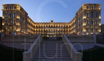 hotel 5 étoiles Marseille